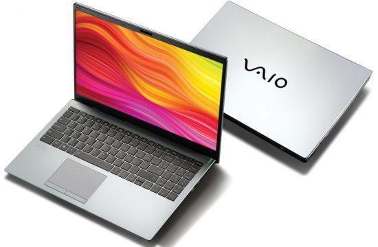 VAIO E15, SE14 laptops