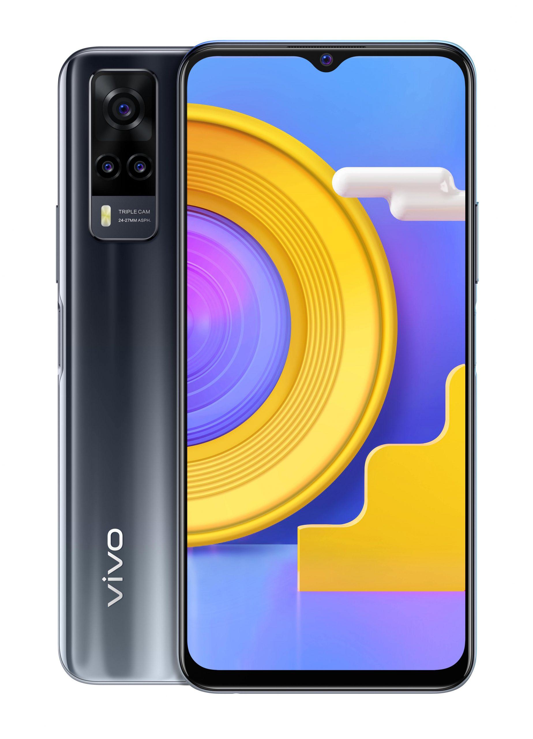 vivo launches Y31 with 48MP AI Triple Camera