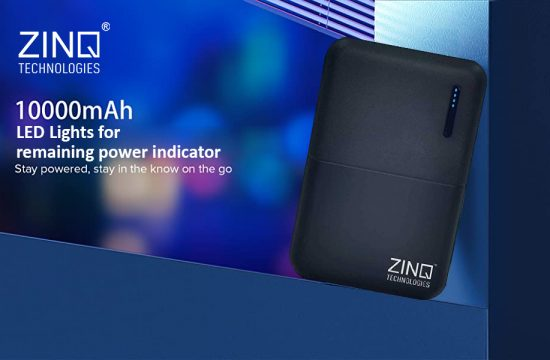 ZinQ power bank