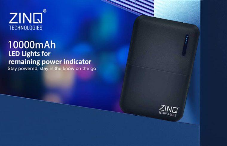 ZinQ power bank