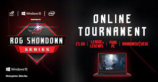 Rog Showdown