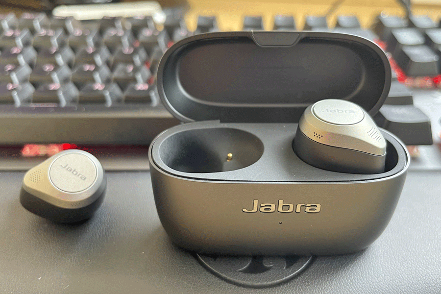 Jabra Elite 85t Review: Ambient ANC and Great Music