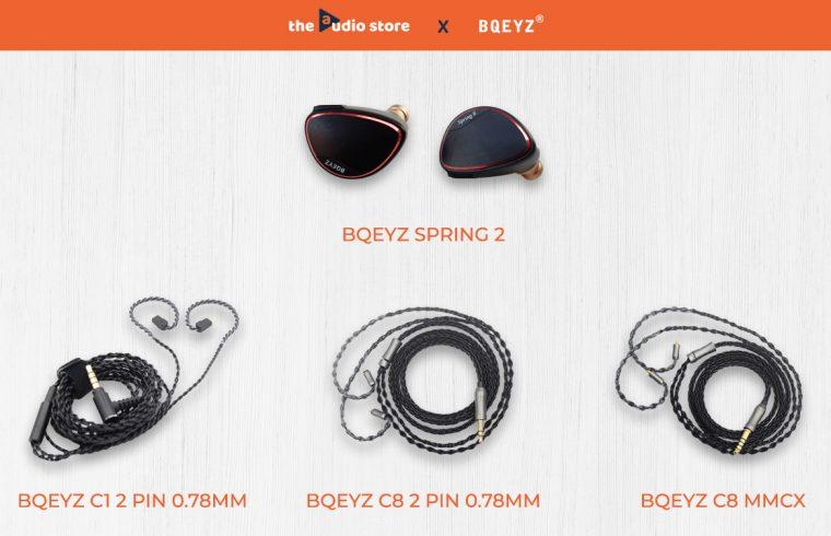 BQEYZ Product Family