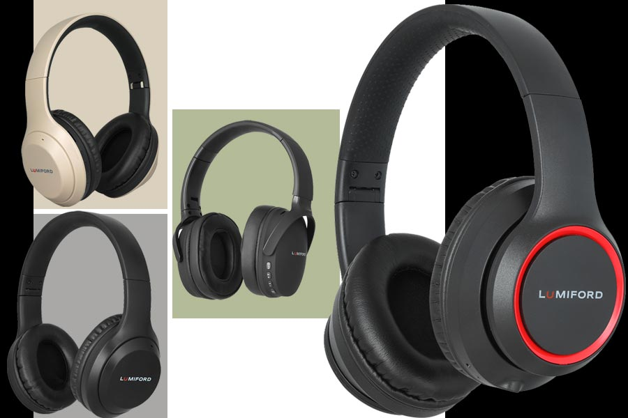 Lumiford HD50, HD60 and HD70 wireless headphones launched in India