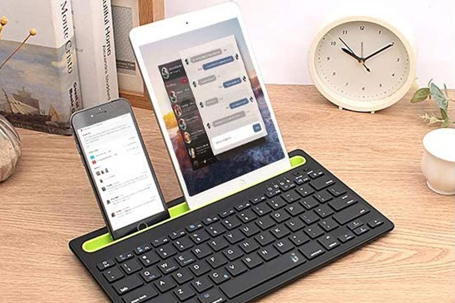 iGear introduces DualConnect wireless multi-device keyboard