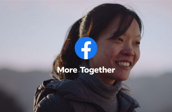 Facebook More Together Campaign