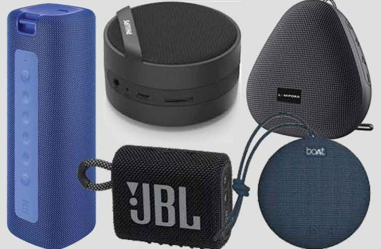 Holi-Bluetooth speakers