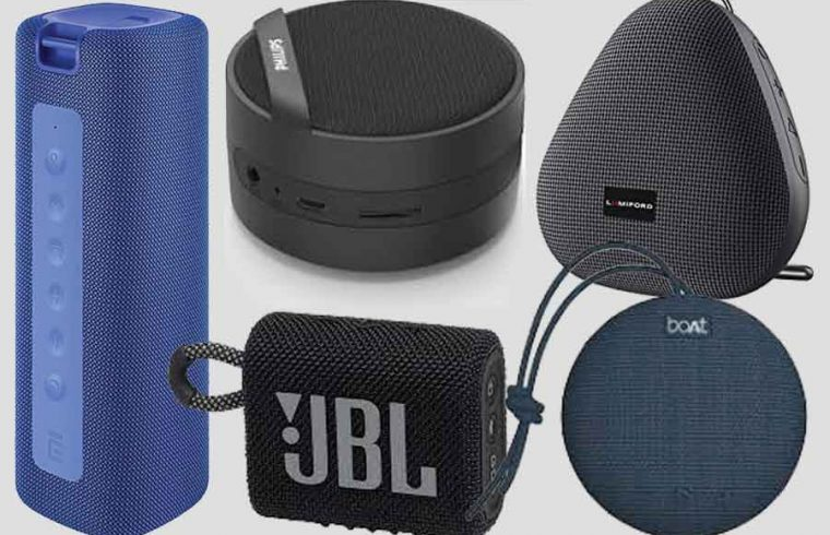 Holi-Bluetooth speakers
