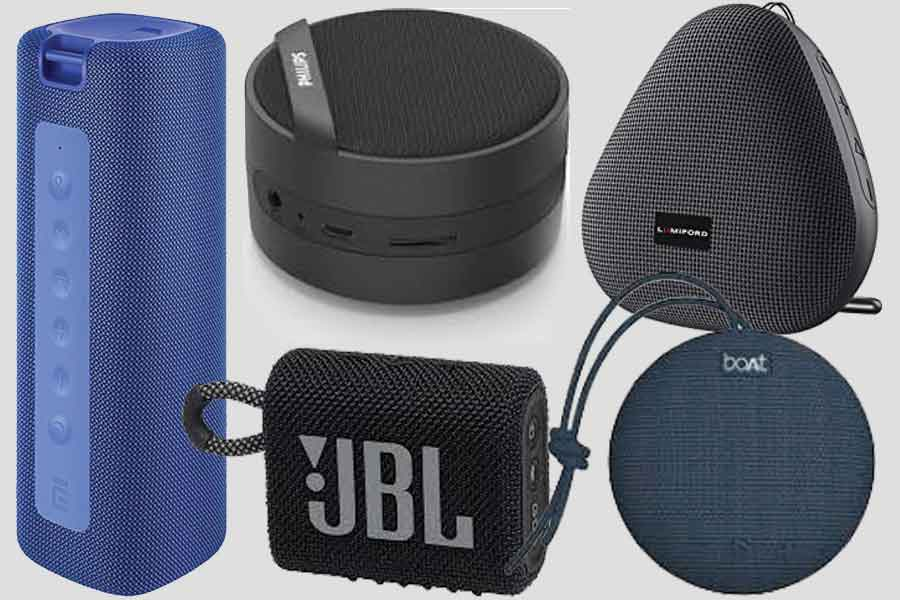 Groove this Holi with these Bluetooth speakers