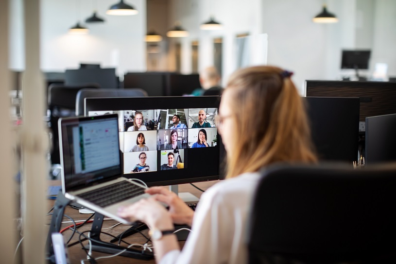 Hybrid Workplace Solutions: For Future of Work in the New Normal