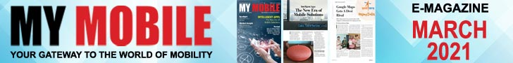 My Mobile Magazine March