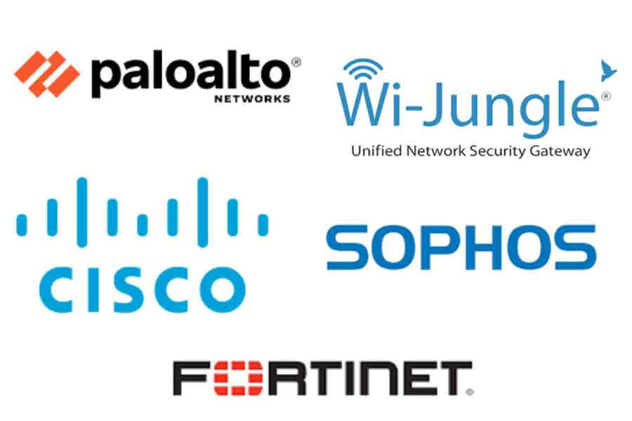 Top 5 trusted network firewalls of 2021