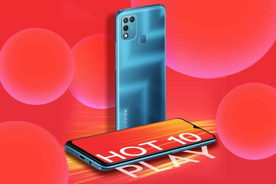 Infinix Hot 10 Play with 6.82-inch display, Helio G35 SoC and 6,000mAh battery unveiled in India