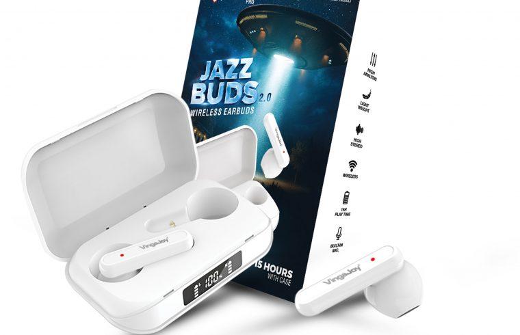 VingaJoy Wireless Earbuds JAZZ BUDS 2.0