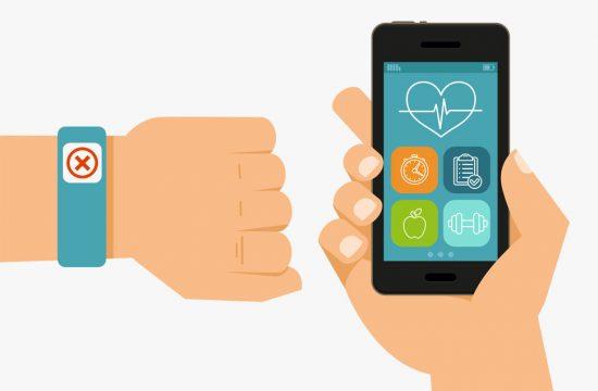 Wearable health tracker