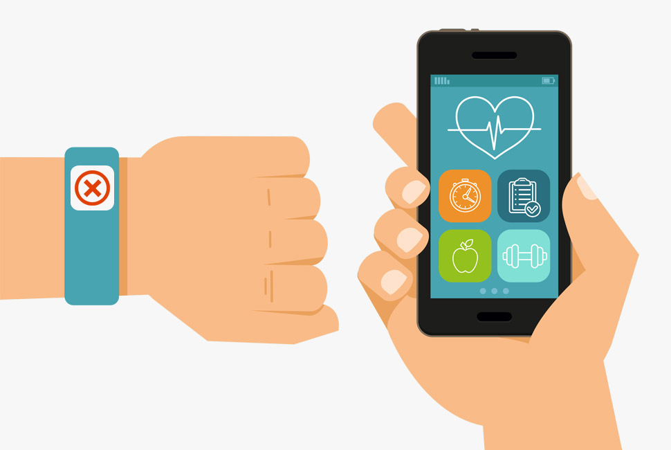 Five Reasons to Use a Wearable Health Tracker