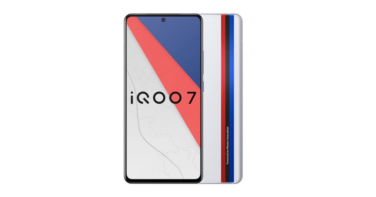 iQOO 7 series to be available on Amazon India