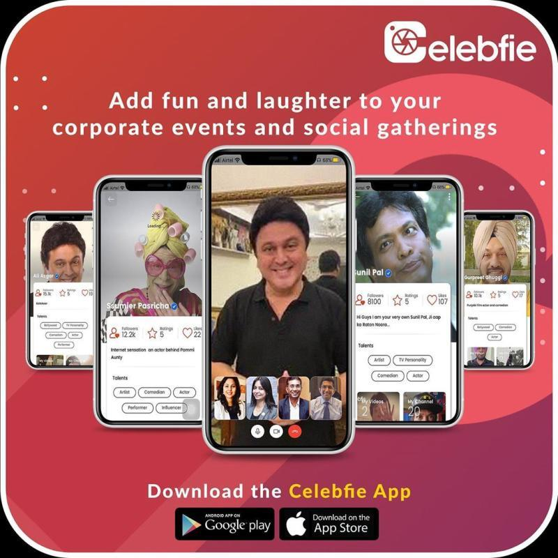 B-town celebs pick Celebfie as go-to-app for digital footprint