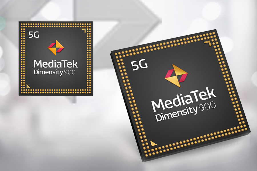 MediaTek Dimensity 900 5G chipset launched, to power mid-range smartphones