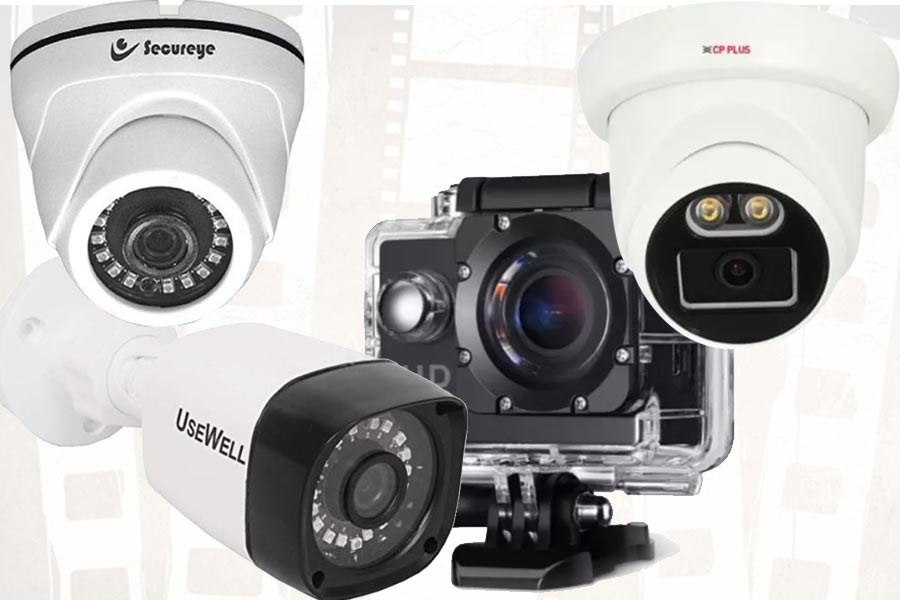 Top-rated TVI cameras for improved security