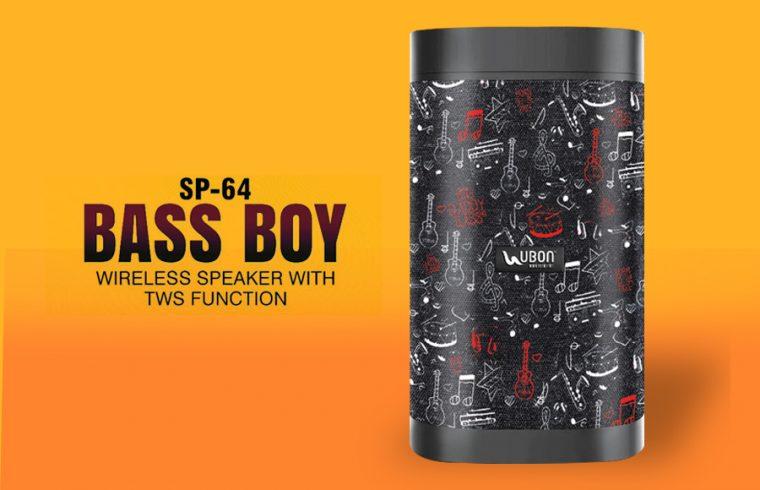 Ubon SP-64 Bass Boy