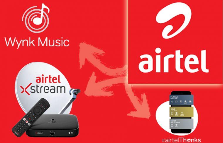 Airtel digital
