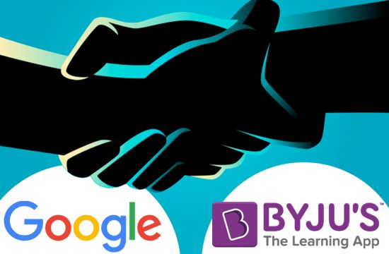 Byju's teams up with Google2