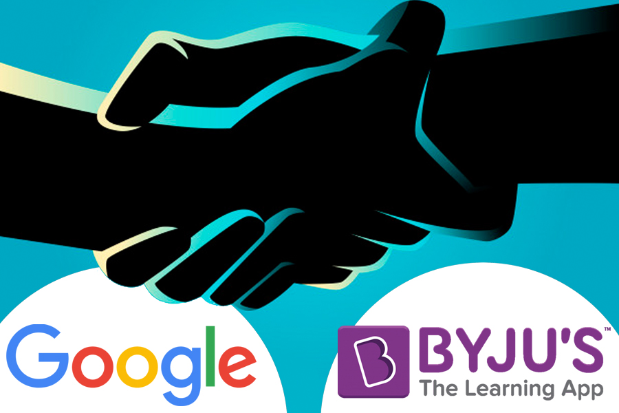 Byju's teams up with Google