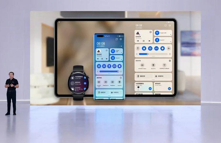 Huawei Launch intro