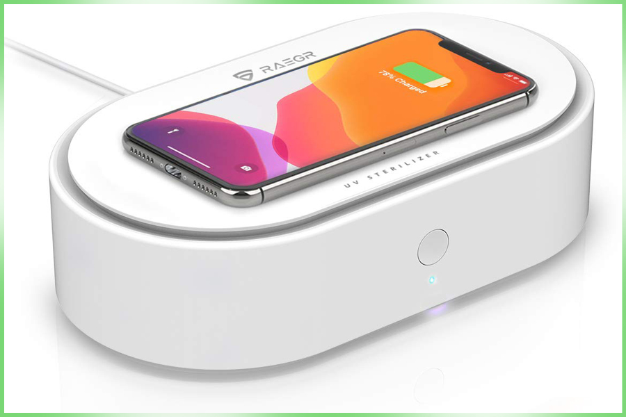 RAEGR Arc 1500 Review: Worth buying sterilizer-cum-wireless charger