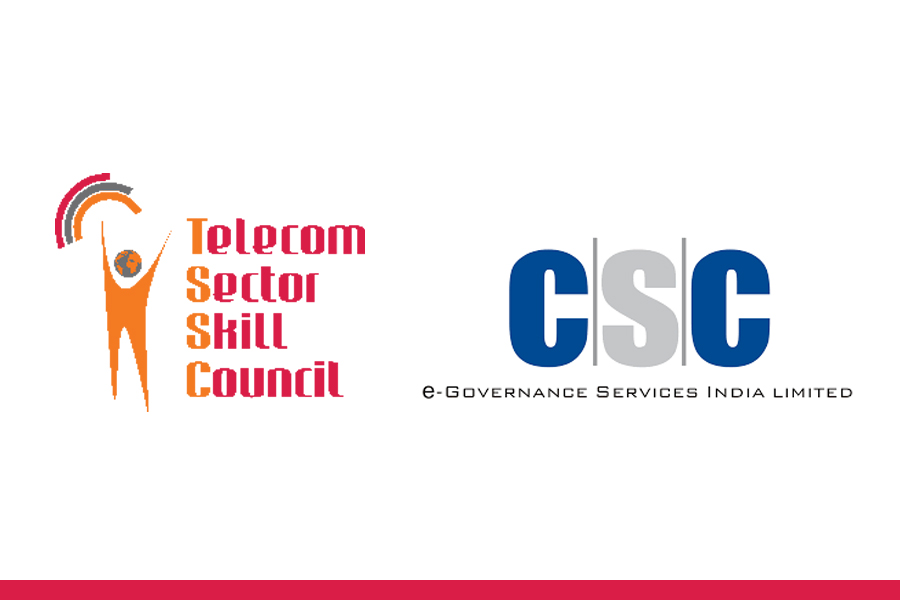 TSSC partners CSC to train 1 lakh rural youth for the maintenance of BharatNet