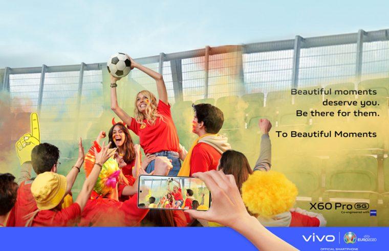 Vivo EURO 2020 campaign