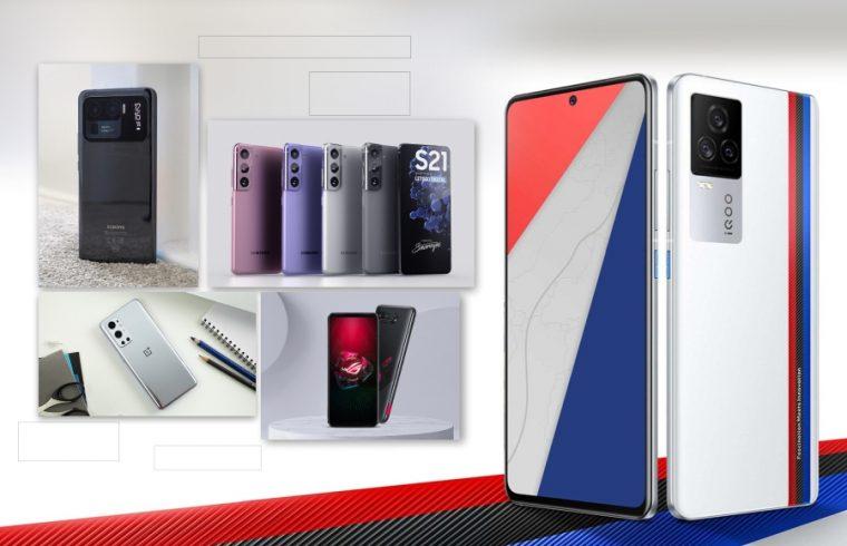 5 Best Snapdragon 888 smartphones to buy in 2021