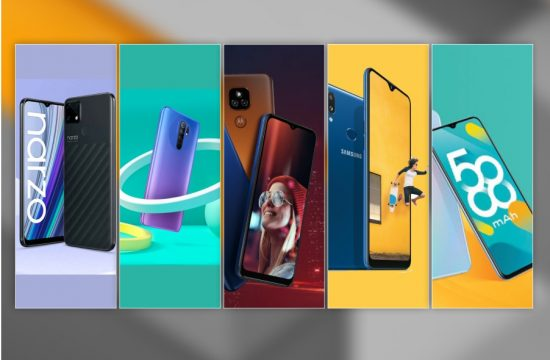 5 Best smartphones under 10K in India