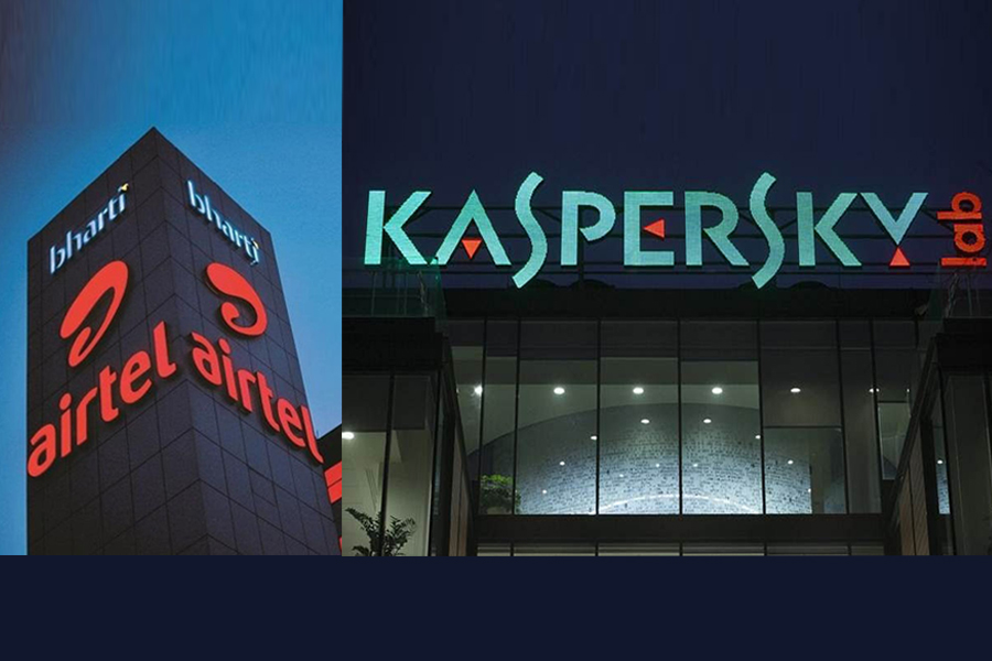 Kaspersky, Airtel join hands to offer security solutions for Internet users