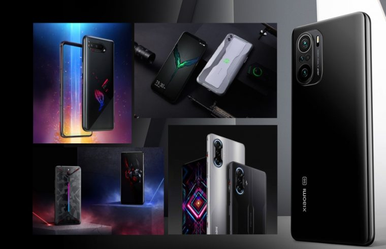 Love playing games? Here are the top 5 phones for gaming