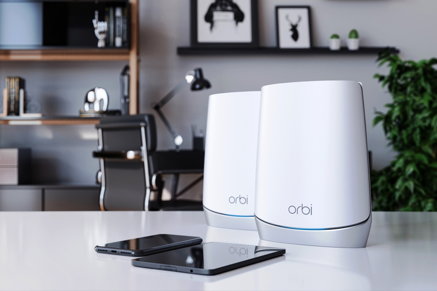 Netgear Wi-Fi Mesh System Routers to aid in reducing the Ownership Cost