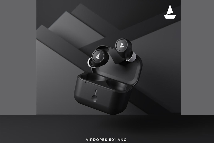 boAt launches 'Airdopes 501 ANC' earbuds with ENx, BEAST, ASAP charge technologies