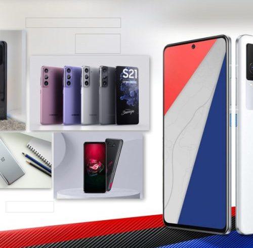 5 Best Snapdragon 888 smartphones