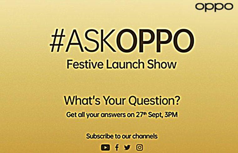 ASKOPPO-Festive Launch Show