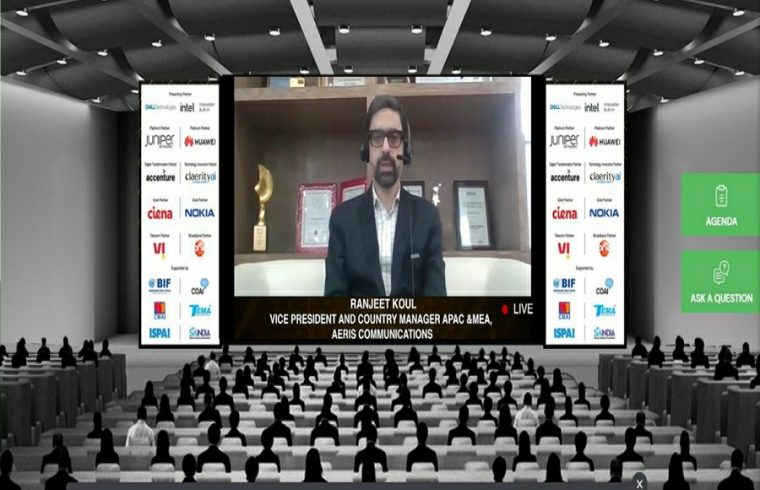 Aeris-launch-of-ClaerityAI_Ranjeet-Koul-Vice-President-and-Country-Manager-APAC-MEA-Aeris-Communications