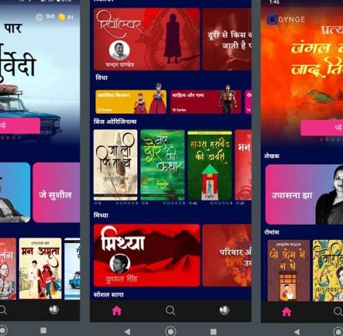 BYNGE brings Hindi fiction serials to smartphone-savvy readers
