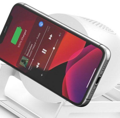 Belkin Wireless Charging Stand 10W + Speaker