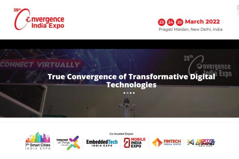 Convergence India Expo