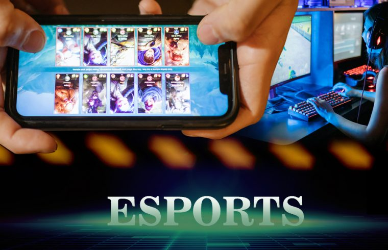 The Rise and Rise of Esports: Smartphones emerge as a key enabler