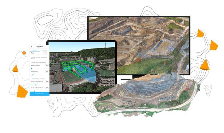 Esri India Drone Mapping Software