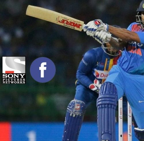 Facebook and Sony partner to bring match highlights from Indian cricket team's Sri Lanka and England tours