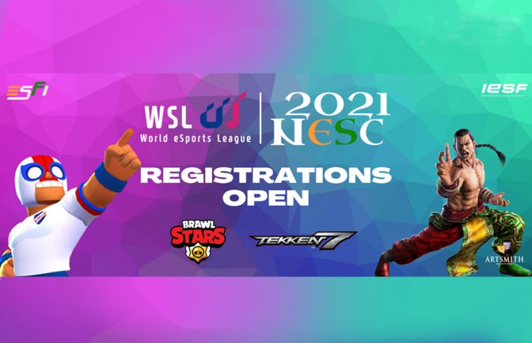 India qualifiers for 'World Esports League 2021' to kick-start on September 29