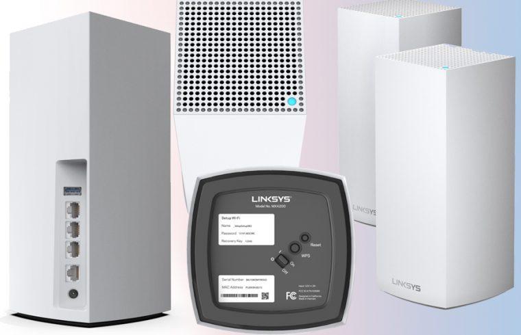 Linksys Velop AX4200 WiFi 6 Mesh System