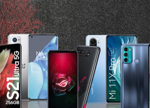 Love big screens Here are best 5 phones of 2021 with 6-inch or bigger screen